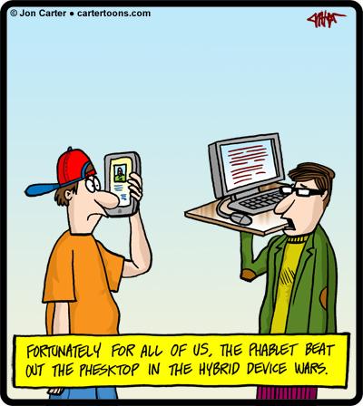 Phesktop