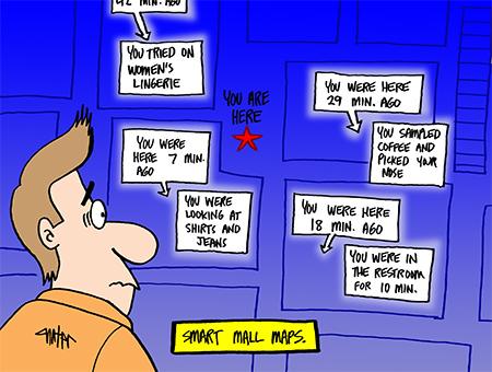 Smart-Mall-Maps