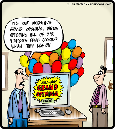 WebsiteOpening