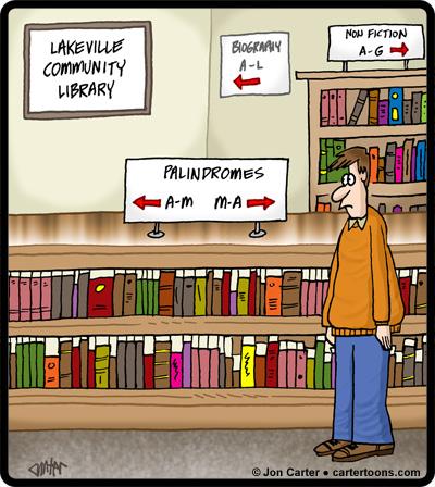 PalindromeBooks