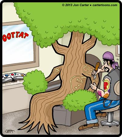 TreeTattoo