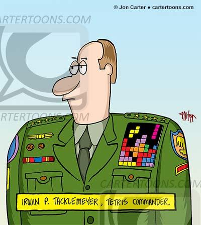 tetris-commander