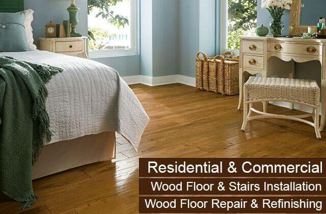 Wood FloorStair Contractor  Irvine CA  Hardwood Floor Installation  Repair