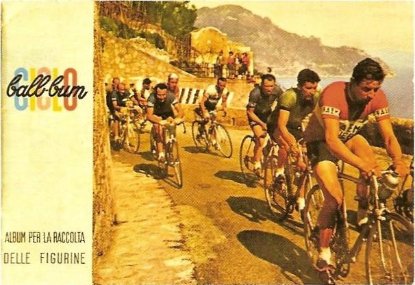 Album di figurine di ciclismo