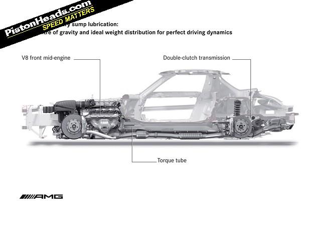 Frankfurt 2009: Mercedes-Benz SLS AMG Gullwing Spy Shots
