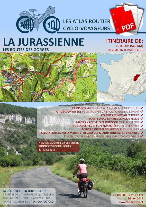 La Jurassienne - 10 Jours - Intermédiaire