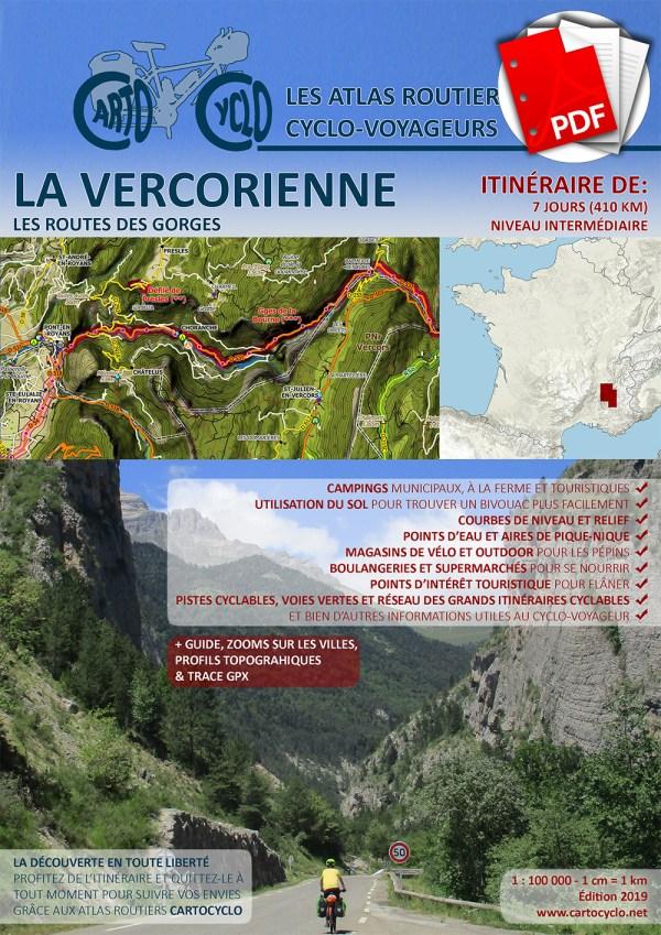 La Vercorienne - 7 Jours - Intermédiaire