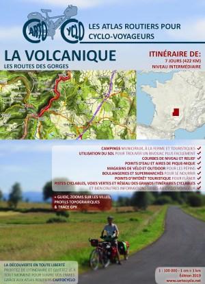 La Volcanique (7 jours | Intermédiaire), couverture