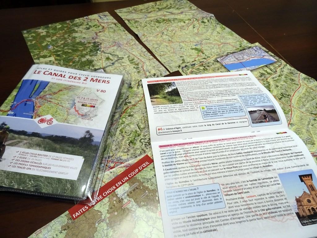 Présentation du Guide du Canal des 2 Mers