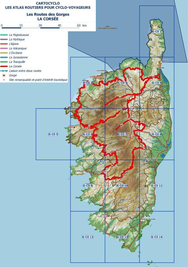 Routes des Gorges - La Corsée
