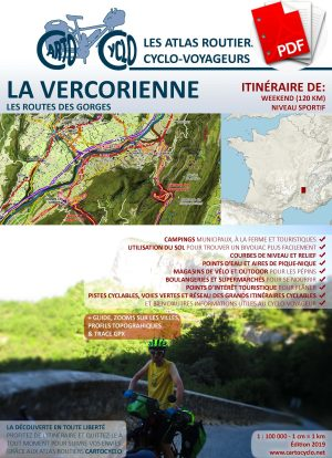 La Vercorienne Weekend, Couverture