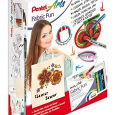kit creativo borsa - Pentel Arts