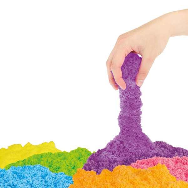 sabbia colorata magica