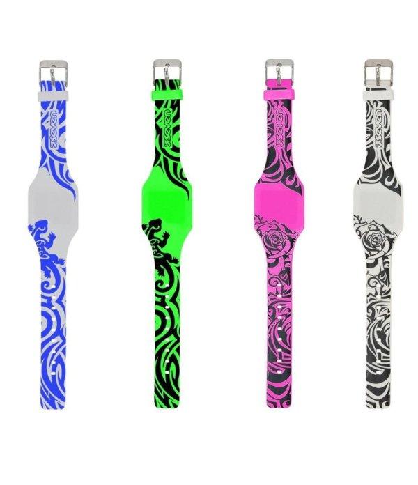orologio digitale seven
