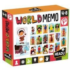 Giochi Headu - World Memo
