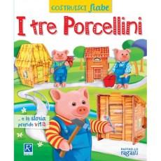 i tre porcellini libro puzzle