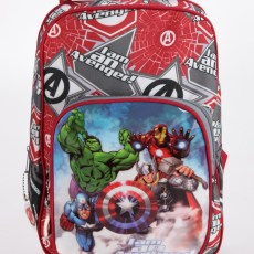 Trolley asilo Avengers Marvel