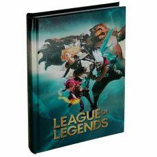 Diario 12 mesi League of Legends