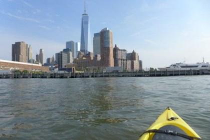 Downtown-Boathouse-kayaking-looking-back-toward-pier