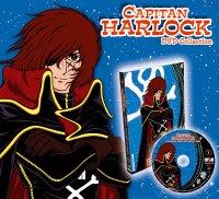 Capitan Harlock in DVD della De Agostini