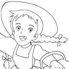 Disegni da colorare sui cartoni animati