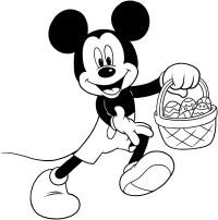 Disegni Cartoni Animati Walt Disney Da Colorare E Stampare
