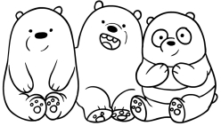 bears coloring pages # 10
