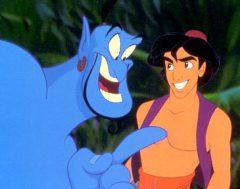 La historia de Aladdin