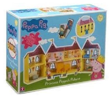 Il castello della principessa di Peppa Pig