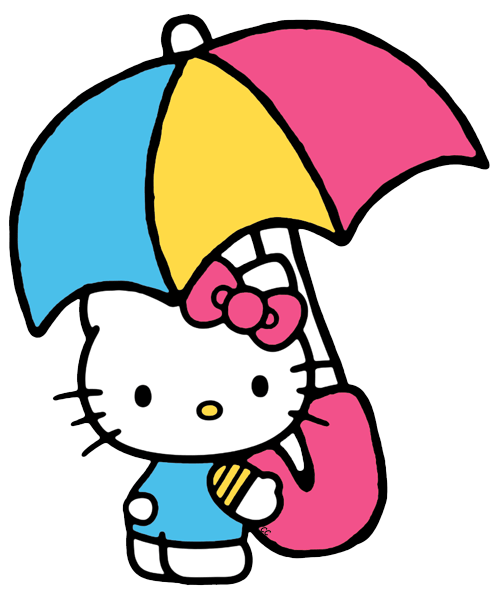 kitty clip art cartoon