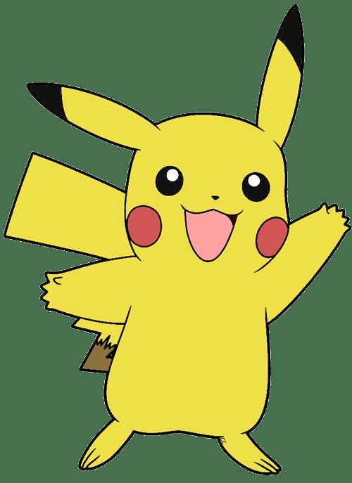 pokemon clip art - cartoon