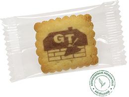Kekse mit Logo