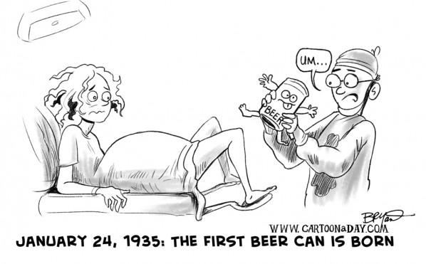 Birthing Cartoons