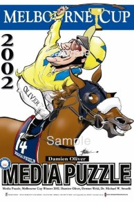 Melbourne Cup 2002 Media Puzzle