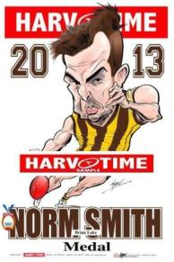 Norm Smith Medal Prints