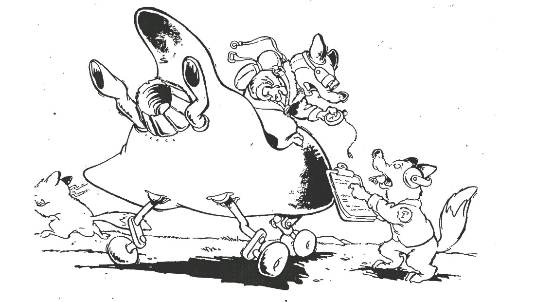 Read the Chris Sanders Storybook About What Was Wrong At