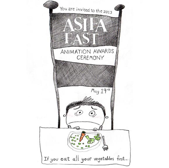 This Sunday in NYC: ASIFA-East Animation Festival Awards