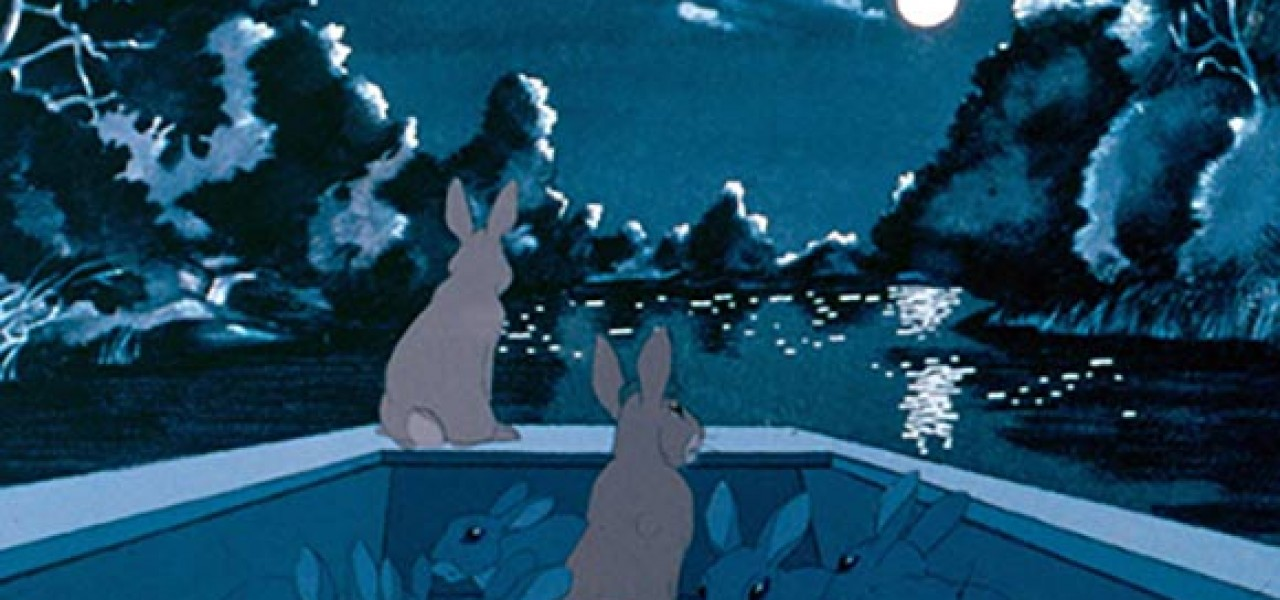 Image result for watership down rabbits on boat