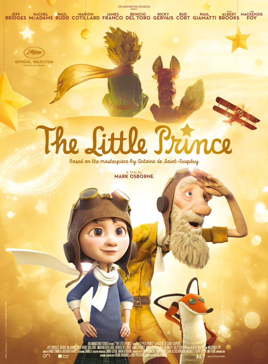 Image result for the little prince movie