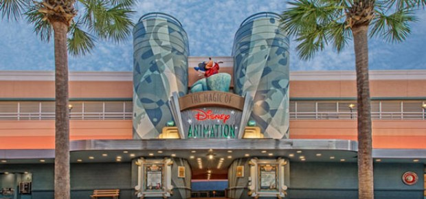 Mulan Animation in MGM