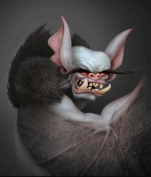 Designing Vlad And Bela In-depth With 'hotel Transylvania