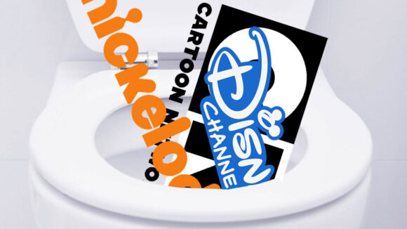 nickelodeon disney channel and