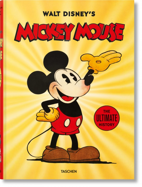 Taschen Release Colossal Mickey Mouse