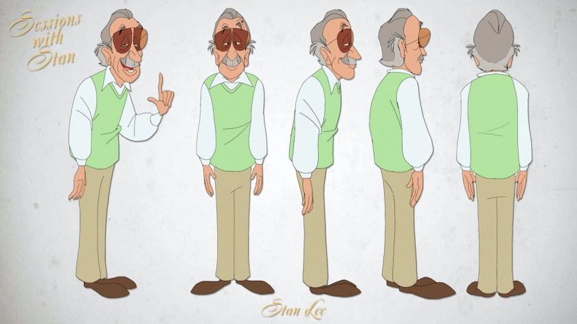 Aron Fromm, inversione di tendenza di Stan Lee