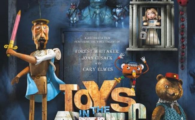 Toys In The Attic By Jiří Barta