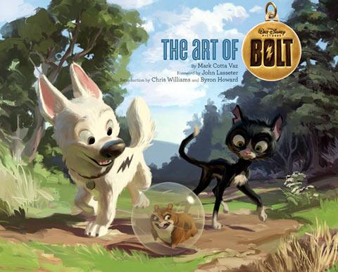 Animal Print Desktop Wallpaper Book Review The Art Of Disney S Bolt