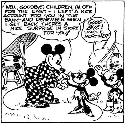 Fantagraphics Announces Mickey Mouse Reprints