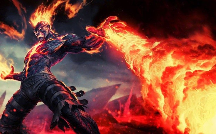 Legends Of The Fall Wallpaper 45 Hd Lol Wallpaper And Background League Of Legends