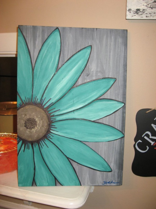 90 Easy Canvas Painting Ideas For Beginners