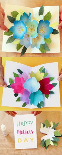 40 DIY Mothers Day Crafts Ideas for Kids